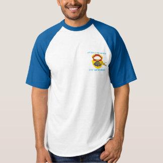 第1大隊第67の装甲第1装甲ワイシャツ Tシャツ