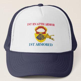 第1大隊第67の装甲第1装甲帽子 キャップ
