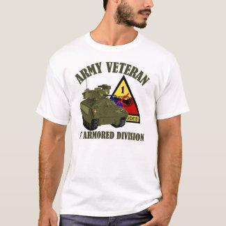第1広告の獣医- M2ブラッドリー Tシャツ
