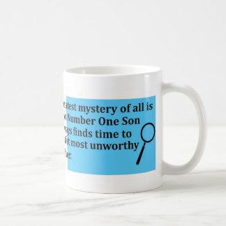 第1息子 コーヒーマグカップ