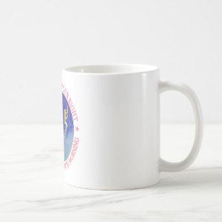 第1朝までのあなたの権利の星、次々に コーヒーマグカップ