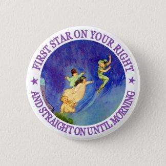 第1朝までのあなたの権利の星、次々に 缶バッジ