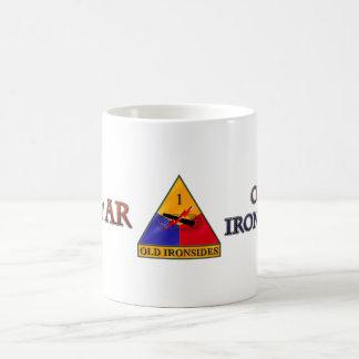 第1機甲師団のIronsides コーヒーマグカップ
