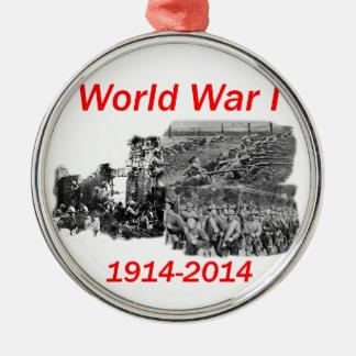第1次世界大戦(1914-2014年) メタルオーナメント