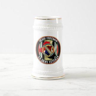 第1歩兵連隊OIF ビールジョッキ