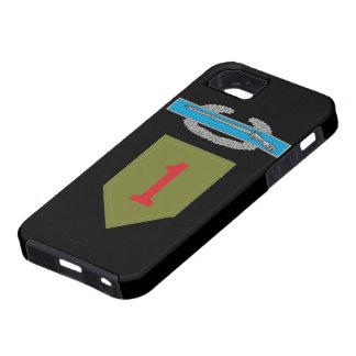第1歩兵部隊CIB iPhone SE/5/5s ケース