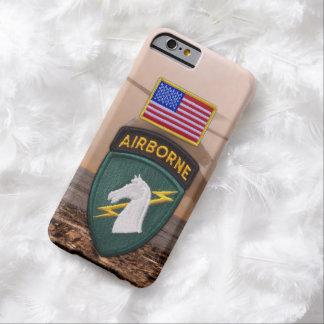 第1特別なops USACAPOCの退役軍人の獣医パッチ Barely There iPhone 6 ケース
