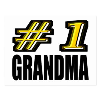 第1祖母 ポストカード