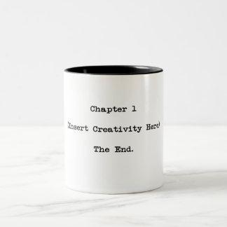 第1章のマグ ツートーンマグカップ