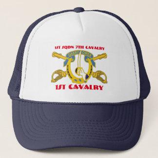 第1艦隊の第7騎兵隊の第1騎兵隊の帽子 キャップ