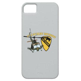 第1騎兵隊部-ベトナム- Huey iPhone SE/5/5s ケース