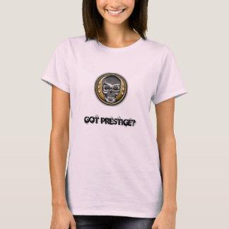 第10の得られた威信か。 Tシャツ