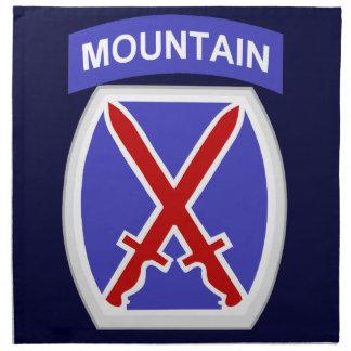 第10山部 ナプキンクロス