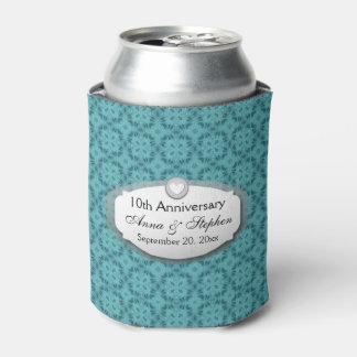 第10記念日の結婚記念日Z09 缶クーラー