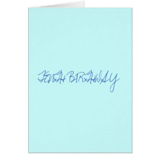 第10誕生日 カード