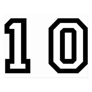 第10 ポストカード