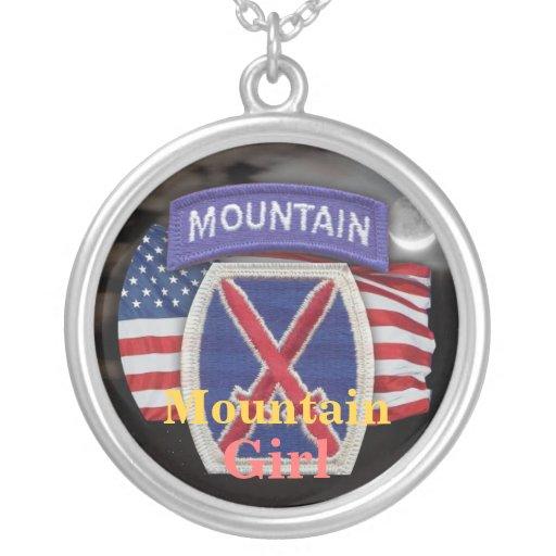 第10|山|分割|退役軍人|獣医|女の子|Neckla ネックレス