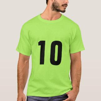 第10 Tシャツ