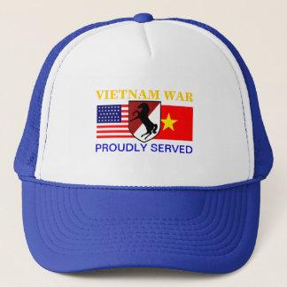 第11機甲騎兵聯隊のベトナムの帽子 キャップ