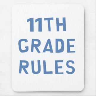 第11等級の規則 マウスパッド