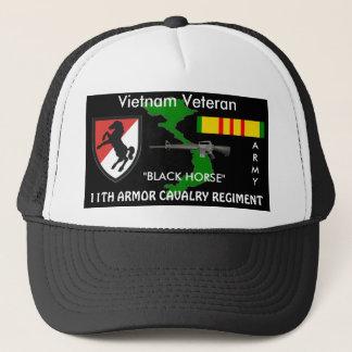 第11装甲機甲連隊のベトナムの球の帽子 キャップ