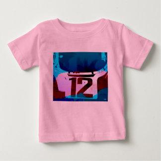 第12の競争 ベビーTシャツ