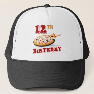 第12誕生日ピザパーティー キャップ