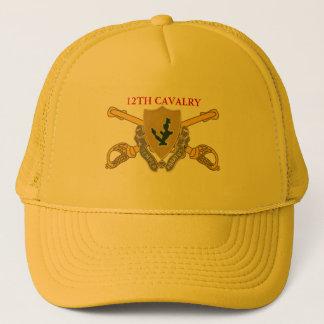 第12騎兵隊の帽子 キャップ