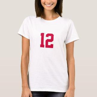 第12 Tシャツ