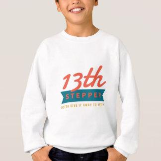 第13ステップ節酒団体の回復 スウェットシャツ