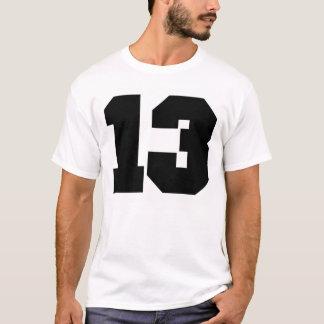 第13スポーツ Tシャツ