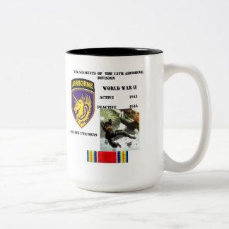 第13空挺師団の婚約 ツートーンマグカップ