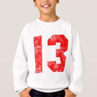 第13誕生日プレゼント スウェットシャツ