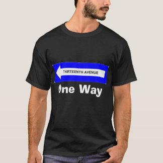 第13道、1つの方法 Tシャツ