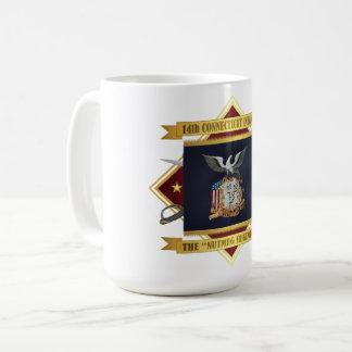 第14コネチカットの有志の歩兵 コーヒーマグカップ