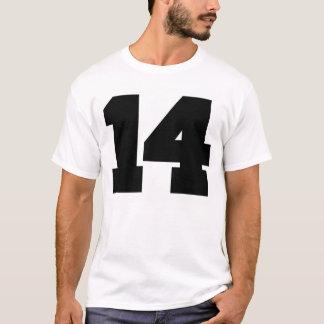 第14スポーツ Tシャツ