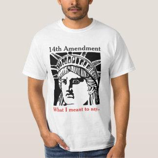第14修正3 Tシャツ