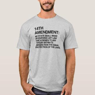 第14修正 Tシャツ
