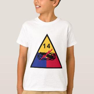 第14機甲師団 Tシャツ
