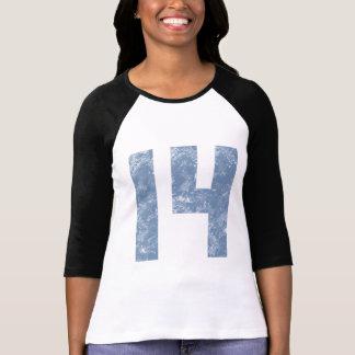 第14第14誕生日プレゼント Tシャツ