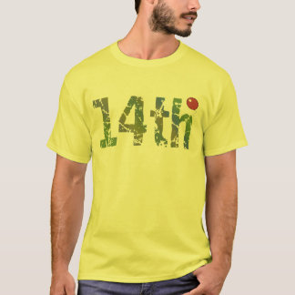 第14誕生日プレゼントのTシャツ Tシャツ