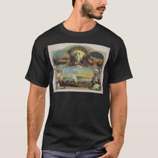 第14連隊N.Y.S.M.の内戦の婚約 Tシャツ
