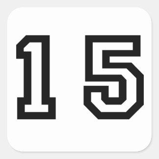 第15 スクエアシール