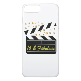 第16映画女王 iPhone 8 PLUS/7 PLUSケース