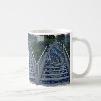 第16道はステップマグをタイルを張りました コーヒーマグカップ