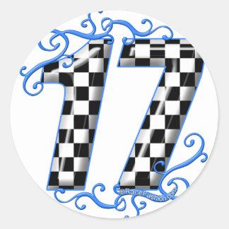 第17の競争 ラウンドシール