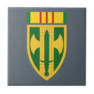 第18憲兵の組-ベトナム 正方形タイル小
