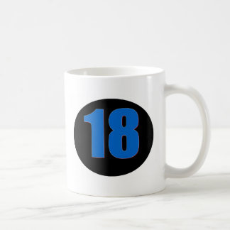 第18誕生日 コーヒーマグカップ