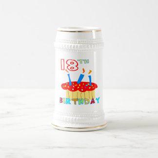 第18誕生日 ビールジョッキ