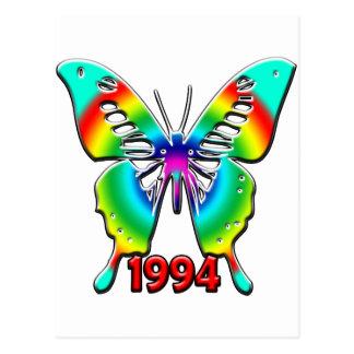 第18 Birthday 1994年 ポストカード